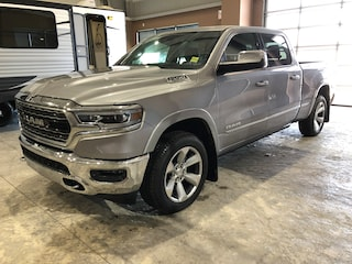 New 2019 Ram All-New 1500 Limited Truck Crew Cab W19239 1C6SRFPT1KN533330 in Red Deer, AB