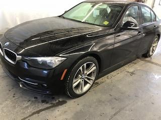 2016 BMW 3 Series AWD W/LEATHER, SUNROOF Car