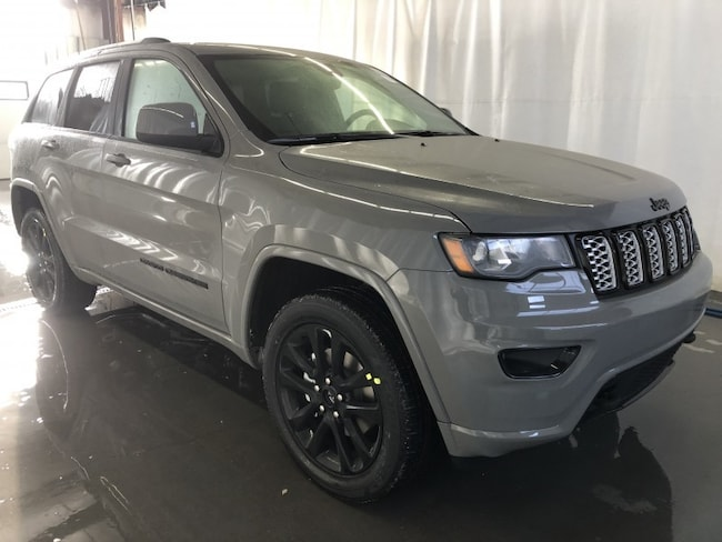 New 2019 Jeep Grand Cherokee Altitude Sport Utility GC1917 in Red Deer, AB