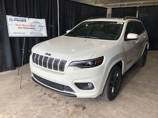 New 2019 Jeep New Cherokee High Altitude SUV CE19153 1C4PJMDX8KD446774 in Red Deer, AB