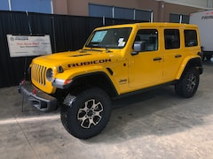 2019 Jeep Wrangler Unlimited Rubicon Sport Utility WR1912
