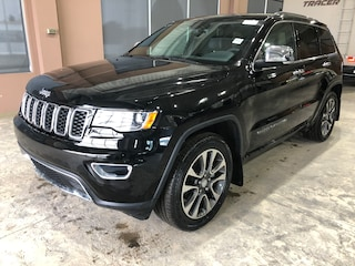 New 2018 Jeep Grand Cherokee Limited Sport Utility GC18126 in Red Deer, AB