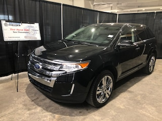 Used 2014 Ford Edge 2FMDK4KCXEBB19704 Limited AWD W/ Nav, Sunroof Sport Utility for Sale in Red Deer