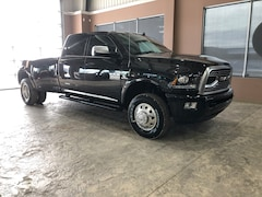 2018 Ram 3500 Limited Crew Cab Pickup - Long Bed WD18254