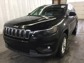 New 2019 Jeep New Cherokee North SUV CE1954 1C4PJMCB2KD277910 in Red Deer, AB