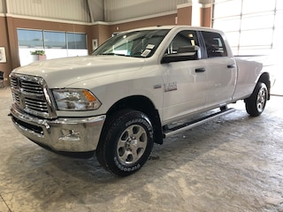 New 2018 Ram 2500 SLT Truck Crew Cab WJ18104 3C6UR5JJXJG375247 in Red Deer, AB