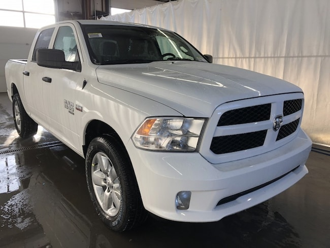 New 2019 Ram 1500 Classic Express Crew Cab Pickup - Short Bed W19181 in Red Deer, AB