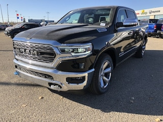 New 2019 Ram All-New 1500 Limited Truck Crew Cab W19121 1C6SRFHT4KN582892 in Red Deer, AB