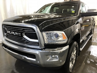 New 2018 Ram 2500 Laramie Limited Truck Crew Cab WJ18118 3C6UR5GL7JG105045 in Red Deer, AB