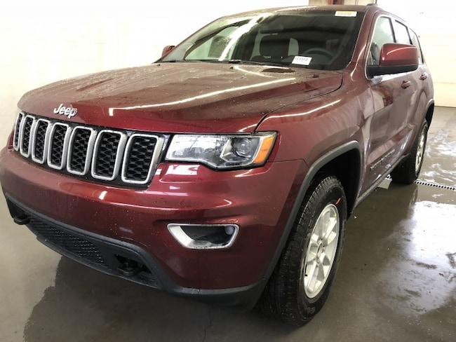 New 2019 Jeep Grand Cherokee Laredo SUV GC1910 in Red Deer, AB