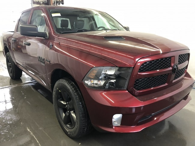 New 2019 Ram 1500 Classic Express Crew Cab Pickup - Short Bed W19192 in Red Deer, AB