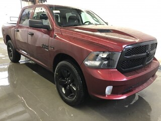 New 2019 Ram 1500 Classic Express Crew Cab Pickup - Short Bed W19197 in Red Deer, AB