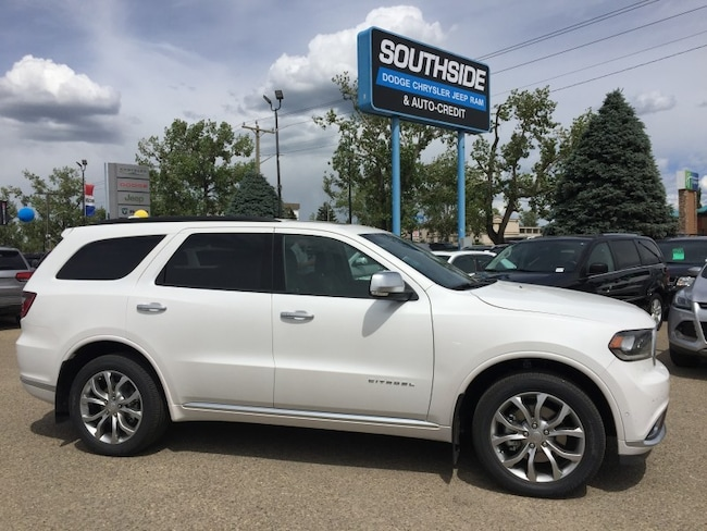 New 2018 Dodge Durango Citadel SUV DR1820 in Red Deer, AB