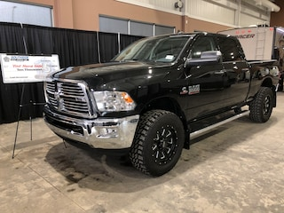 New 2018 Ram 3500 SLT Truck Crew Cab WD18224 3C63R3DL5JG299286 in Red Deer, AB
