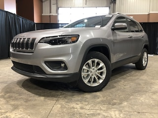 New 2019 Jeep New Cherokee North SUV CE19157 1C4PJMCX6KD464157 in Red Deer, AB