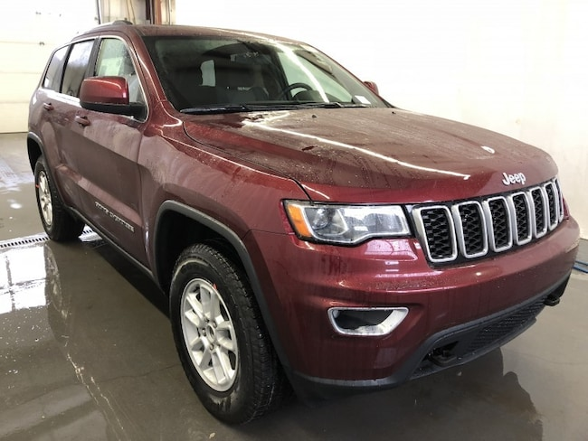 New 2019 Jeep Grand Cherokee Laredo E Sport Utility GC1910 in Red Deer, AB