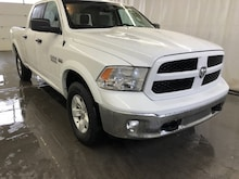 2018 Ram 1500 Outdoorsman,4X4 W\Tow,6.4 Box Crew Cab Pickup - Standard Bed