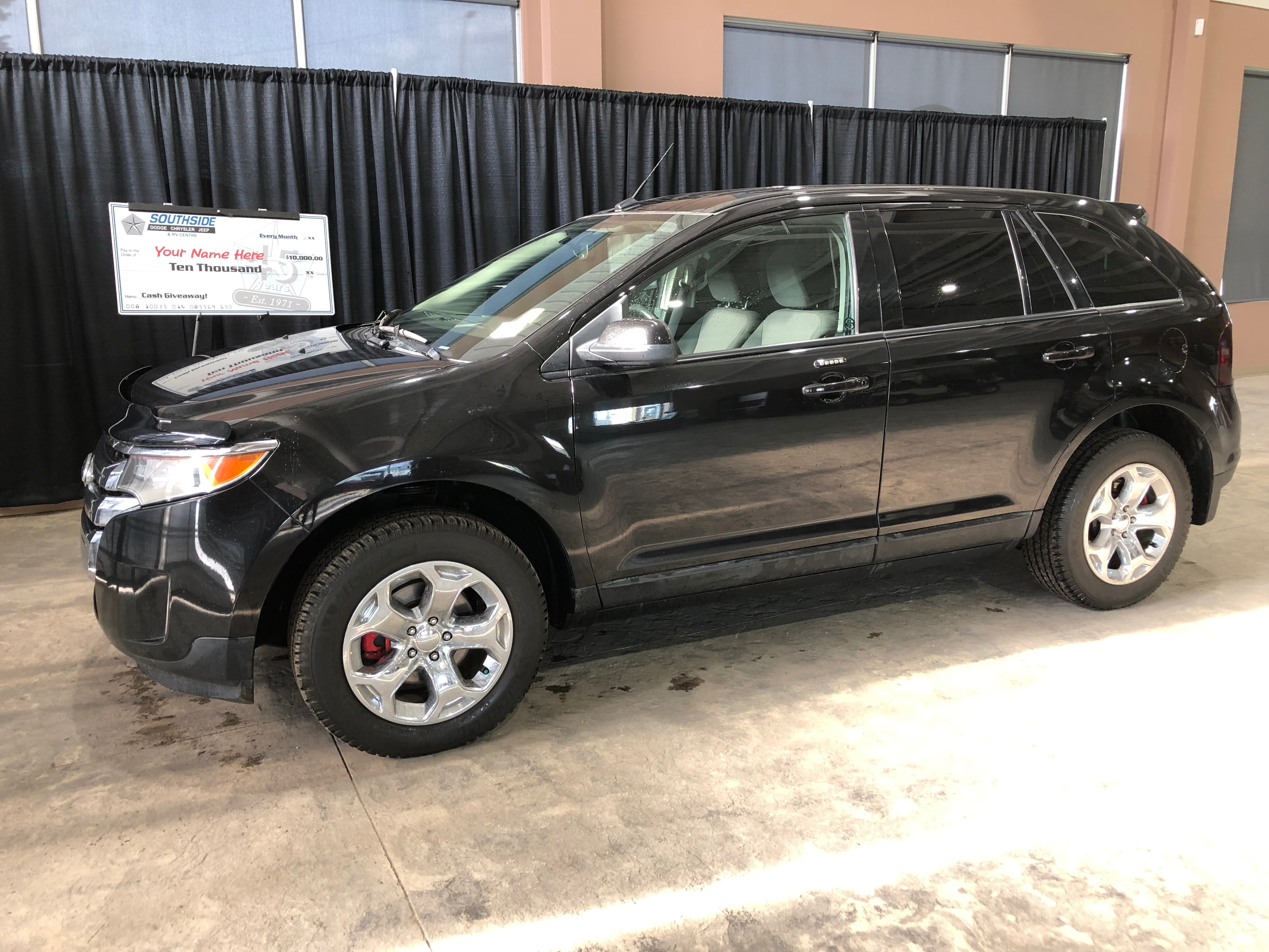Ford Edge Used >> Used 2013 Ford Edge Sel Awd For Sale Red Deer Ab Vin 2fmdk4jc7dba87617