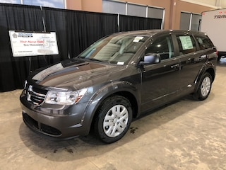 New 2019 Dodge Journey Canada Value Package SUV JY1904 3C4PDCAB1KT737542 in Red Deer, AB