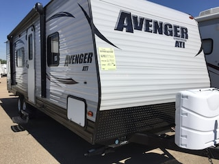 2015 Avenger 26BH TRAVEL TRAILER