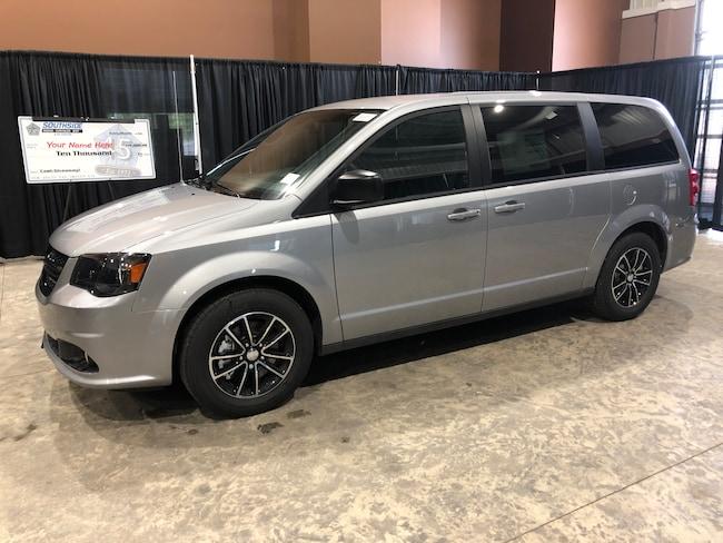 New 2019 Dodge Grand Caravan SXT Van CA1915 in Red Deer, AB
