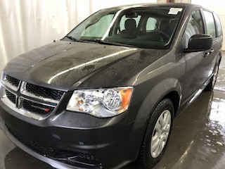 New 2019 Dodge Grand Caravan Canada Value Package Mini-van, Passenger CA1918 in Red Deer, AB