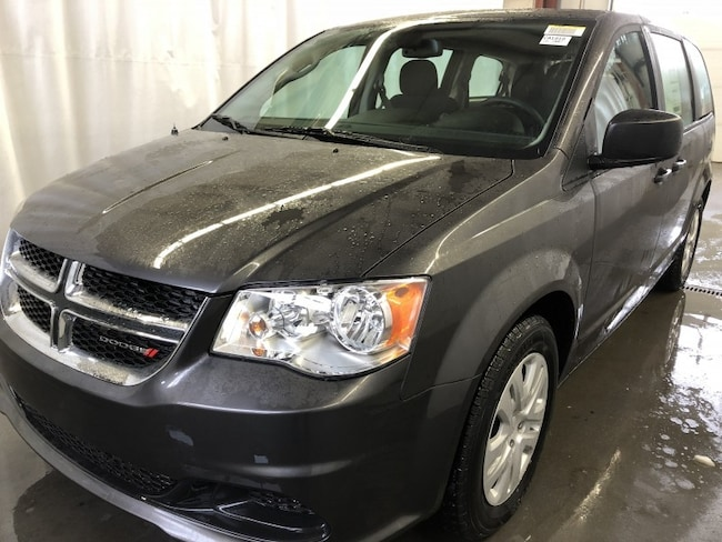 New 2019 Dodge Grand Caravan Canada Value Package Van CA1918 in Red Deer, AB