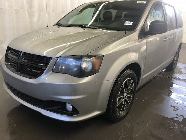 New 2019 Dodge Grand Caravan SXT Van CA1915 in Red Deer, AB