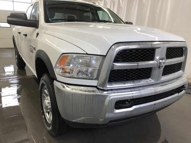 New 2018 Ram 2500 ST Truck Crew Cab WJ18108 in Red Deer, AB