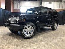 2018 Jeep Wrangler JK Unlimited Sahara Sport Utility