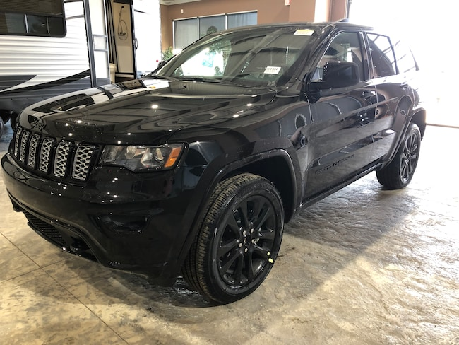 New 2019 Jeep Grand Cherokee Altitude Sport Utility GC1924 in Red Deer, AB
