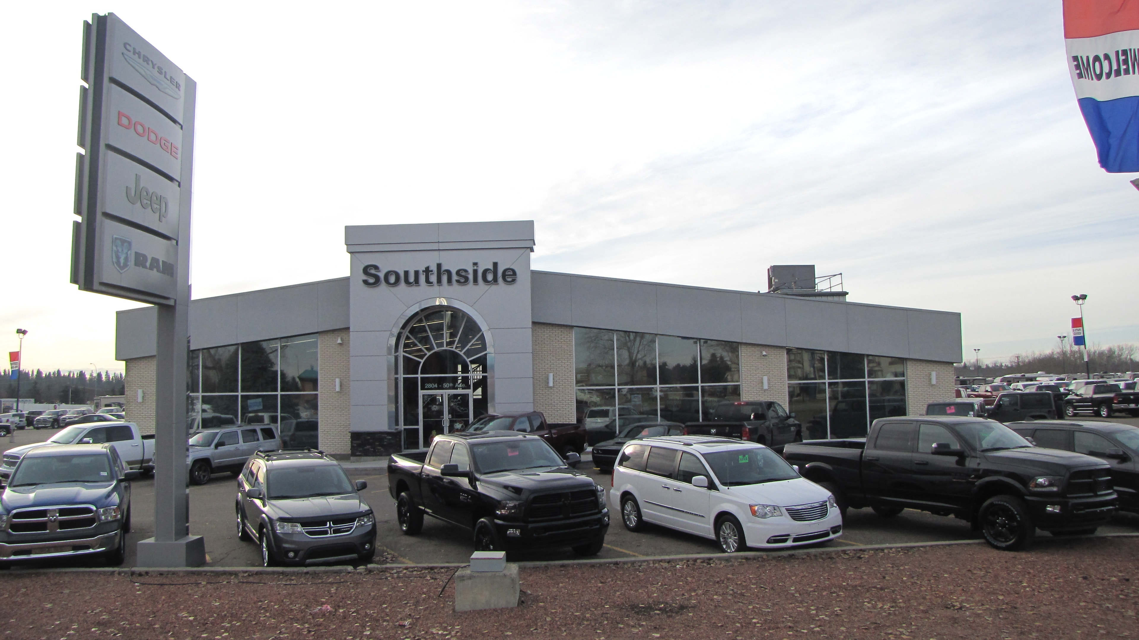 Used Car Truck Dealership Red Deer Ab Used Cars Red: About Southside Dodge Chrysler