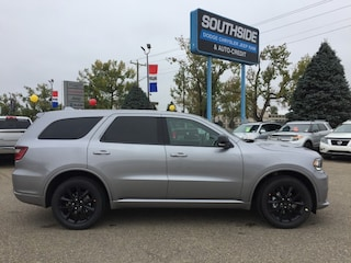 New 2018 Dodge Durango GT Sport Utility DR1827 in Red Deer, AB