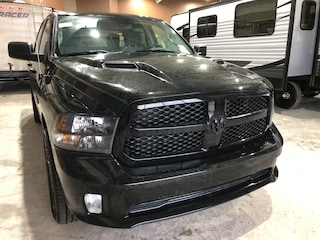 New 2019 Ram 1500 Classic Express Crew Cab Pickup - Short Bed W19221 in Red Deer, AB