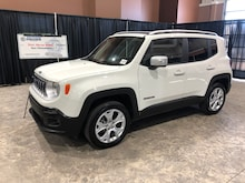 2018 Jeep Renegade LTD 4X4 Sport Utility