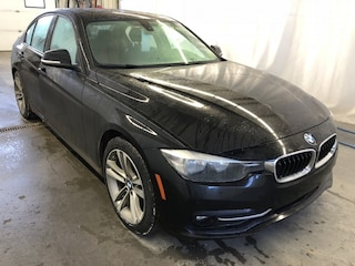 2016 BMW 3 Series W\Leather,Sunroof,BackUp Camera Car