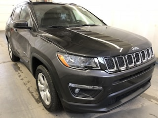 New 2019 Jeep Compass North Sport Utility JC1916 in Red Deer, AB