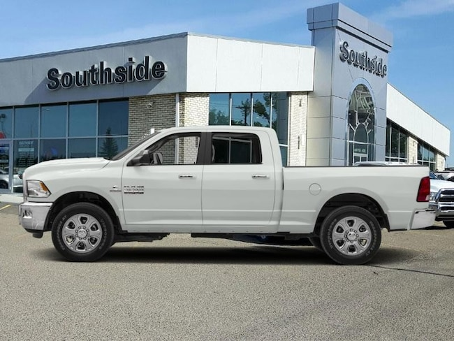 New 2018 Ram 2500 SLT Crew Cab Pickup - Long Bed WJ18105 in Red Deer, AB