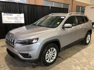 New 2019 Jeep New Cherokee North SUV CE19114 1C4PJMCN9KD146368 in Red Deer, AB