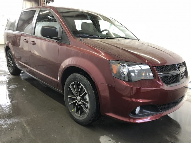 New 2019 Dodge Grand Caravan SXT Mini-van, Passenger CA1909 in Red Deer, AB