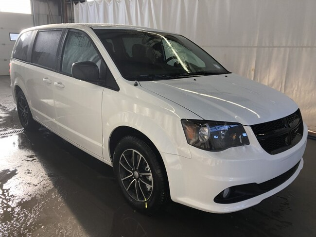New 2019 Dodge Grand Caravan SXT Plus Van CA1924 in Red Deer, AB