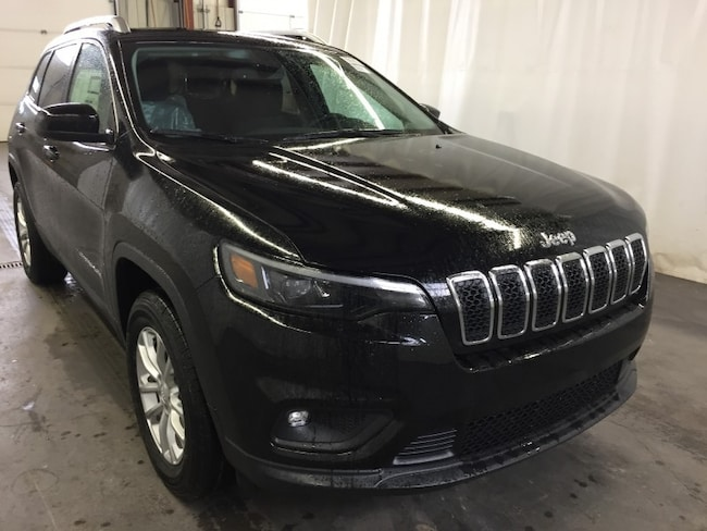 New 2019 Jeep Cherokee North Sport Utility CE1954 in Red Deer, AB