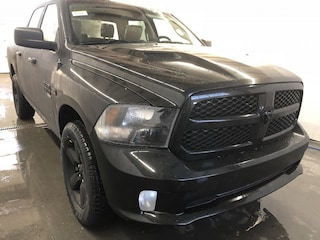 New 2019 Ram 1500 Classic Express Crew Cab Pickup - Short Bed W19146 in Red Deer, AB