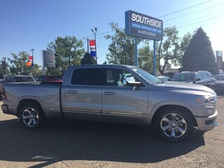 New 2019 Ram All-New 1500 Limited Truck Crew Cab W1987 in Red Deer, AB