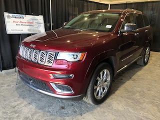 New 2019 Jeep Grand Cherokee Summit SUV GC1907 1C4RJFJG5KC634697 in Red Deer, AB