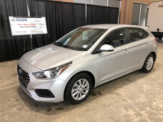 2018 Hyundai Accent SE W/HEATED SEATS + BACK UP CAMERA Car