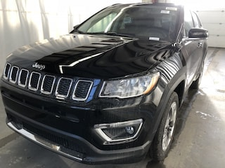 New 2019 Jeep Compass Limited SUV JC1907 3C4NJDCB1KT655779 in Red Deer, AB