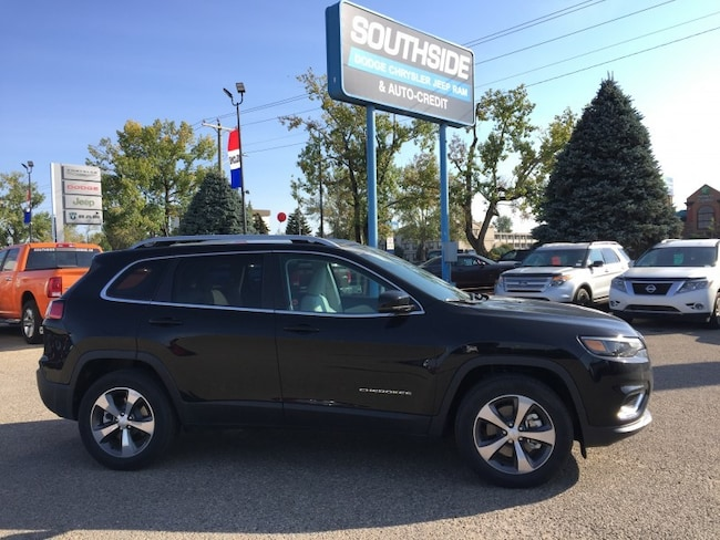 New 2019 Jeep Cherokee Limited Sport Utility CE1946 in Red Deer, AB