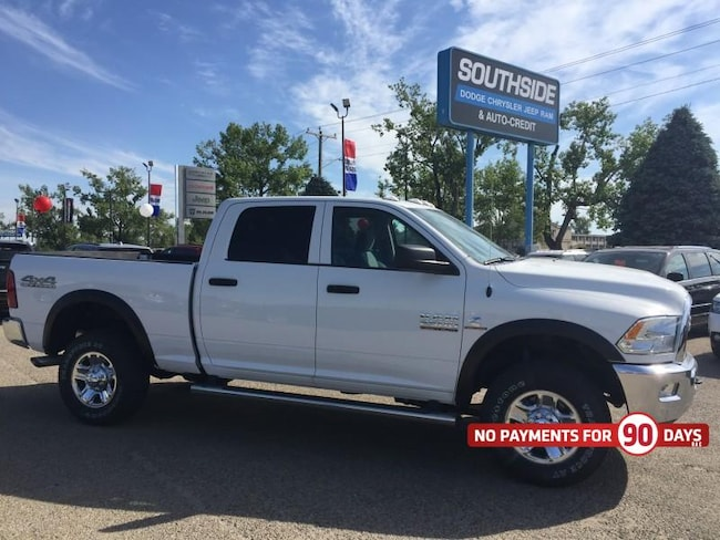 New 2018 Ram 2500 ST Crew Cab Pickup - Standard Bed WJ1875 in Red Deer, AB