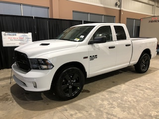 New 2019 Ram 1500 Classic Express Crew Cab Pickup - Standard Bed W19246 in Red Deer, AB